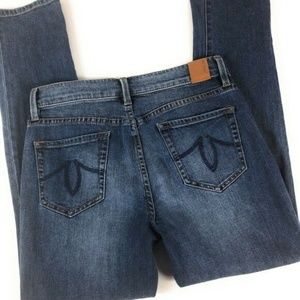 Anthropologie Level 99 Womens Jeans Sz 25 Skinny